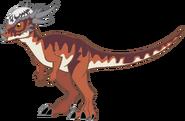 Stygimoloch vector 1 by smcho1014 dckncdx