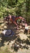 George s eccles dinosaur park oviraptor by dinolover09 dcoo4om-fullview