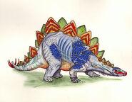 Dino-stegosaurus hg