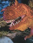 Carnotaurus Animal Kingdom