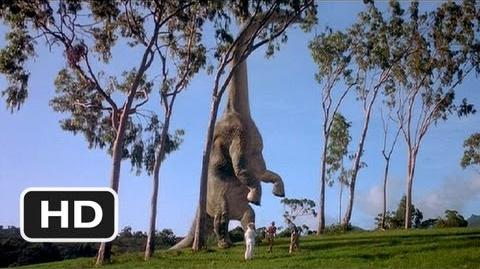 Jurassic Park (1 10) Movie CLIP - Welcome to Jurassic Park (1993) HD