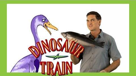 Hesperornis - Dinosaur Train - The Jim Henson Company