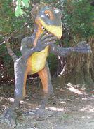 Dinoland ornitholestes