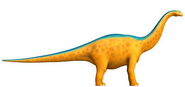 Alamosaurus DT