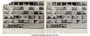 Fantasia Rite of Spring Storyboard Print Sheets 2