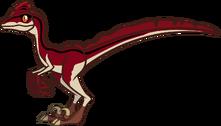 Deinonychus vector by smcho1014 dd066dy
