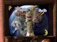 Dinosaurs tv Dr Doc the Diplodocus