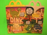 Dink Mcdonalds box 1