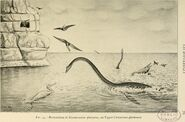 Image from page 90 of Water reptiles of the past and present (1914) (14749987246)