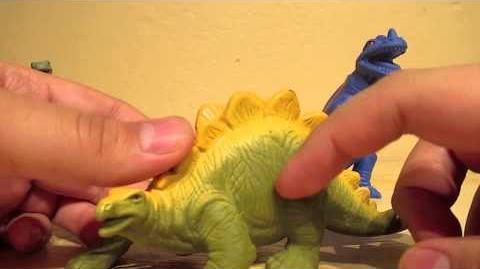 6.Jurassic Wendy's Definitely Dinosaurs
