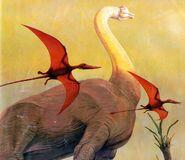 Ultrasauros An Alphabet of Dinosaurs