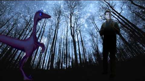 Troodon Nocturnal lifestyle - Dinosaur Train - The Jim Henson Company