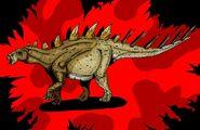 Jurassic park kentrosaurus by hellraptor-d8yo2pn