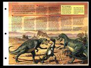 Wildlife fact file Ceratosaurus inside