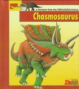 Looking At Chasmosaurus