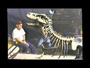 Godzilla (1998) 'Museum' Teaser Trailer