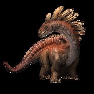 JW Amargasaurus