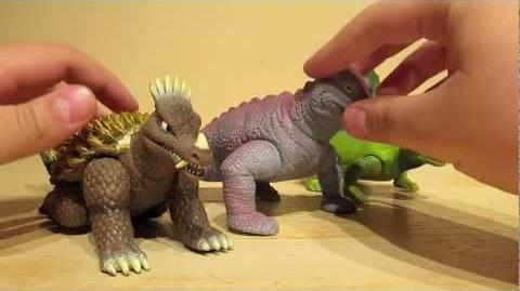 2.Moschops Definitely Dinosaurs