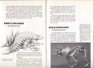 RARE Vintage 1957 World Dinosaurs Smithsonian Book Paleontology Natural History 9