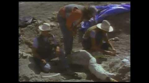 'Dinosaur!' with Walter Cronkite - The Tale of a Tooth - Part 1