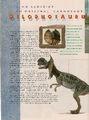 JP magazine Dilophosaurus 1