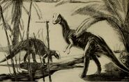 The dinosaur book - the ruling reptiles and their relatives (1945) (20334170694)