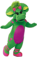 Baby Bop the Triceratops