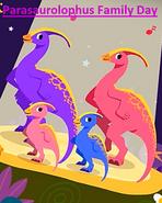 Magazine Parasaurolophus Family Day Page 1