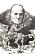 Richard Owen, riding his hobby