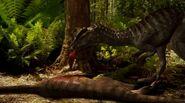 Dilophosaurus WDRA