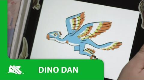 Dino Dan Microraptor Promo