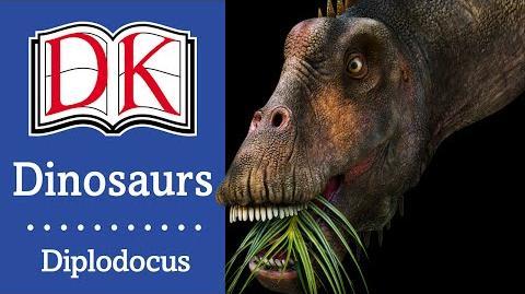 Dinosaurs Diplodocus