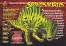 Spinosaurus front