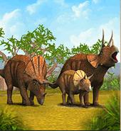 Triceratops zt