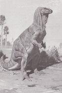 Iguanodon Neave Parker