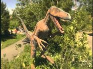 Ogden Eccles Dinosaur Park