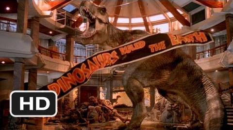 Jurassic Park (10 10) Movie CLIP - When Dinosaurs Ruled the Earth (1993) HD