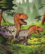 Daspletosauruses