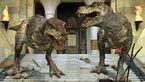 Dinotopian T-Rexes