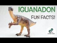 IGUANADON FACTS! - Fun & Educational - Dinosaurs For Kids - Best Dinosaur Facts