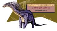 Jurassic Park Jurassic World Guide Amargasaurus