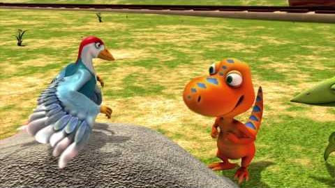 Birds - Dinosaur Train - The Jim Henson Company