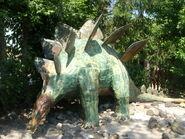Stegosauro (italia in miniatura)