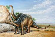 Brontosaurus-breakfast