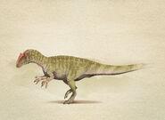 Allosaurus SPREAD 1