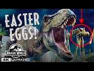 Every Easter Egg and Reference You Missed in the Jurassic World Films in 4K HDR - Jurassic World