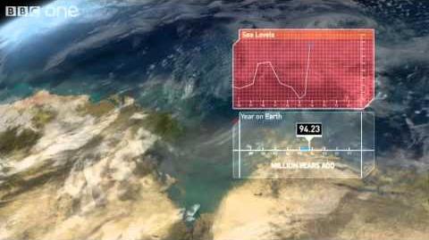 Spinosaurus - Planet Dinosaur - Episode 1 - BBC One