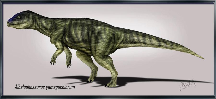 Albalophosaurus