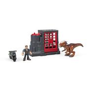 Imaginext Jurassic World Stygimoloch & Owen