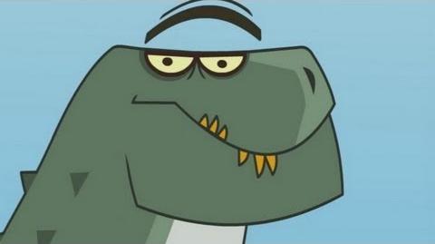 I'm a Dinosaur - Daspletosaurus